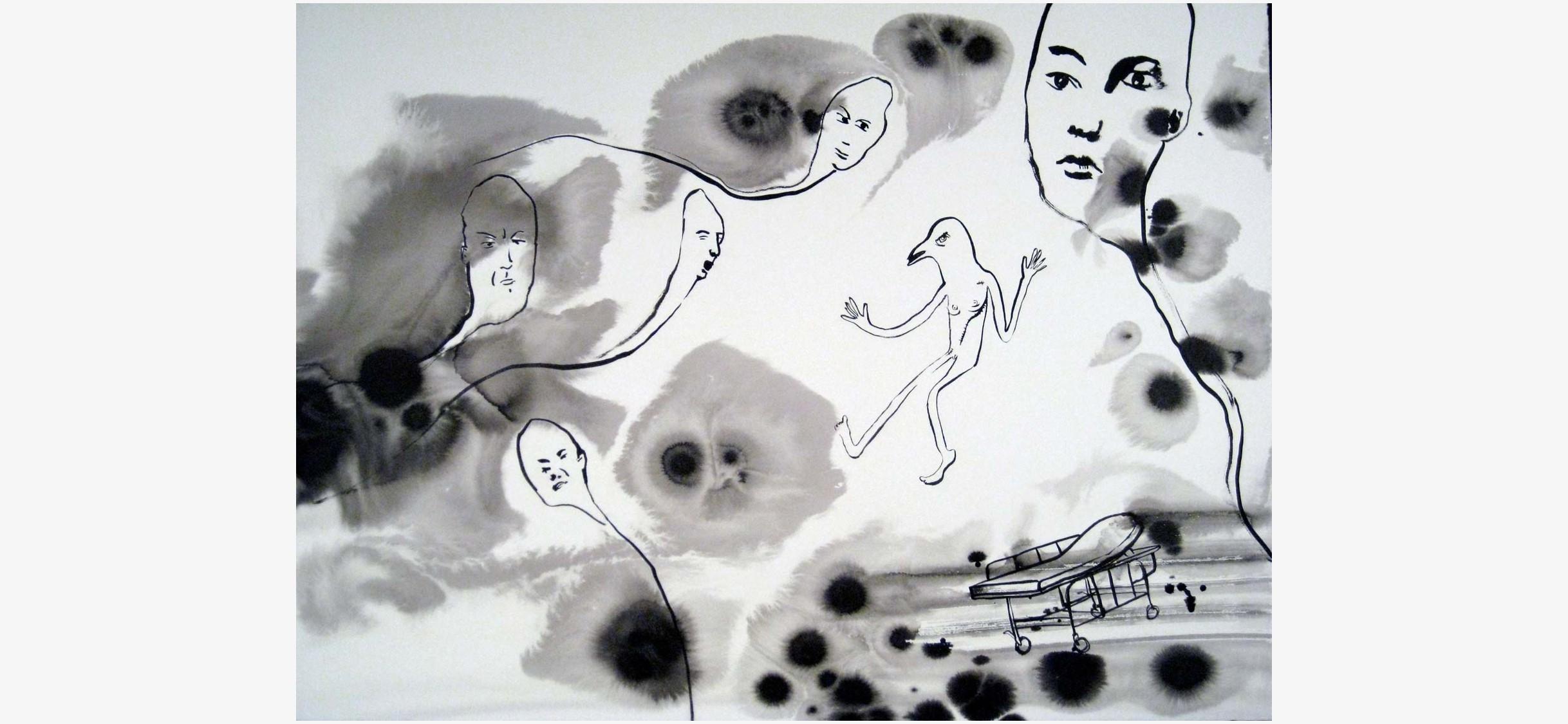 Artwork by Nancy Andrews